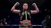 Katie Taylor named Female Fighter of the Year by US boxing writers
