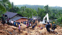 Death toll after Sri Lanka mudslides and floods climbs past 200