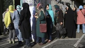 Polls open in first presidential election in Iran since nuclear deal
