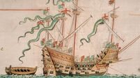 Scientists hoping to recreate skeletons from Mary Rose