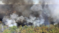 2,500 firefighters battle massive wildfires in Australia