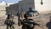 Iraqi forces 'take Mosul Airport runway from IS militants'