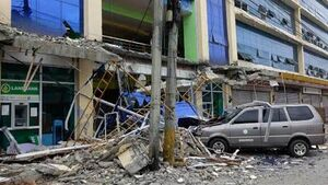Six dead as earthquake causes severe damage in Philippines