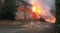 One still missing 36 hours after explosion at block of flats which 'whole of Oxford' heard