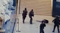 Police find Egyptian passport in chic apartment of man who carried out Louvre attack