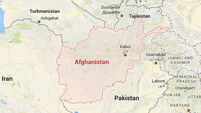 Seven killed by suicide bomber targeting soldiers in Afghanistan