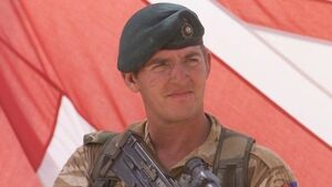Wife 'overjoyed' as British soldier has sentence reduced for killing injured Taliban fighter