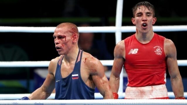 Michael Conlan vows to gain revenge for Olympic heartbreak