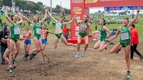 Medal mania for Irish at European Cross Country