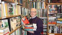 We Sell Books: From selling World Books to selling books of the world in Cooney's Bookshop, Macroom