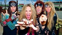 Live review: Steel Panther at Cyprus Avenue
