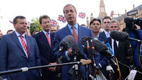 Former Nigel Farage aide jailed for fraud in the US