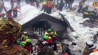 Avalanche death toll rises to nine as search for survivors continues