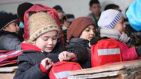 2016 worst year yet for Syria's children, says UNICEF