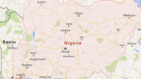 Three girl suicide bombers killed in Nigeria