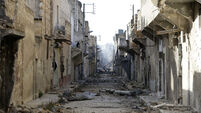 Syrian forces 'clear explosives and booby-traps' in evacuated east Aleppo