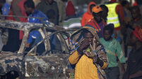 39 dead after tanker rams into cars on Kenya road; death toll could rise