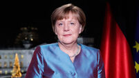 Angela Merkel: We're stronger than terror