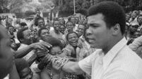 Letter from Muhammad Ali to Nelson Mandela to go up for sale at auction