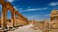 Russia blames US for loss of Palmyra to IS