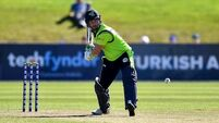 Ireland ease to win over Namibia to claim third place in T20 qualifier