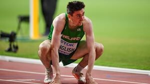 Blow for Ireland as Thomas Barr and Mark English fail to progress in Doha