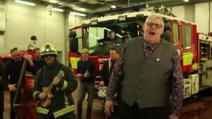 WATCH: Surreal Yorkshire safety video 'Noooo, my chip pan's on fire'