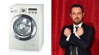 Do you think this washing machine sounds like Danny Dyer?