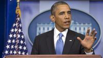 Barack Obama: The world should not be fooled by Syrian regime and its allies
