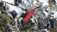 Experts probe air crash that wiped out 'Cinderella' football team
