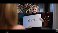 WATCH: Watch THAT Love Actually scene  recreated with SNL's Hillary Clinton