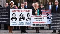 Coroner backs legal funding bid for Birmingham pub bombings families