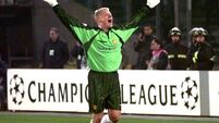 Even Peter Schmeichel saw the funny side of this wrong answer about him on Tipping Point