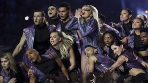 The best online reactions to Lady Gaga's Super Bowl half-time show