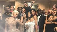 The bathroom was where the real party happened at last night's Met Gala