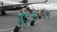 Get kitted out for St Patrick's Day with one of these outrageous Shamrock suits