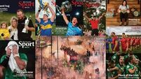 A review of the sporting year through 'Examiner Sport' covers