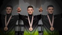 King of Spin McClenaghan now targeting Tokyo gold