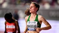 Ciara Mageean: 'I'm a clean athlete and that's all I concern myself with'