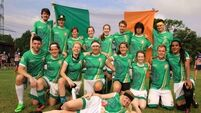 The Irish Quidditch team are competing in this year's European Games