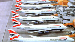 BA passengers delayed after airline suffers 'IT outage'