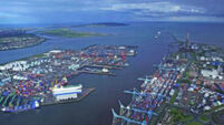 Dublin Port records 4.2% growth, but sees passenger numbers decline