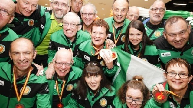 Team Ireland returns from World Transplant Games with 32 medals