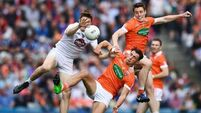 Cool Clarke guides Armagh to All-Ireland quarter-final
