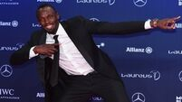 Usain Bolt set to party in London as he brings down curtain on glittering career