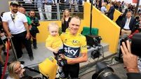 Chris Froome secures fourth Tour De France crown