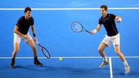 Judy Murray 'pretty sure' Andy and Jamie will play at Wimbledon together