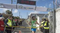 Watch thousands run today's Ballycotton 10 road race
