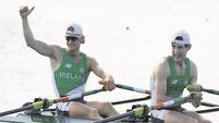 O'Donovan brothers progress to final in World Cup Regatta