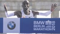 Eliud Kipchoge sets sights on immortality